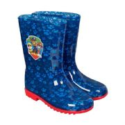 Paw Patrol Chase, Rubble & Marshall PVC Wellington Boots SIZE 8